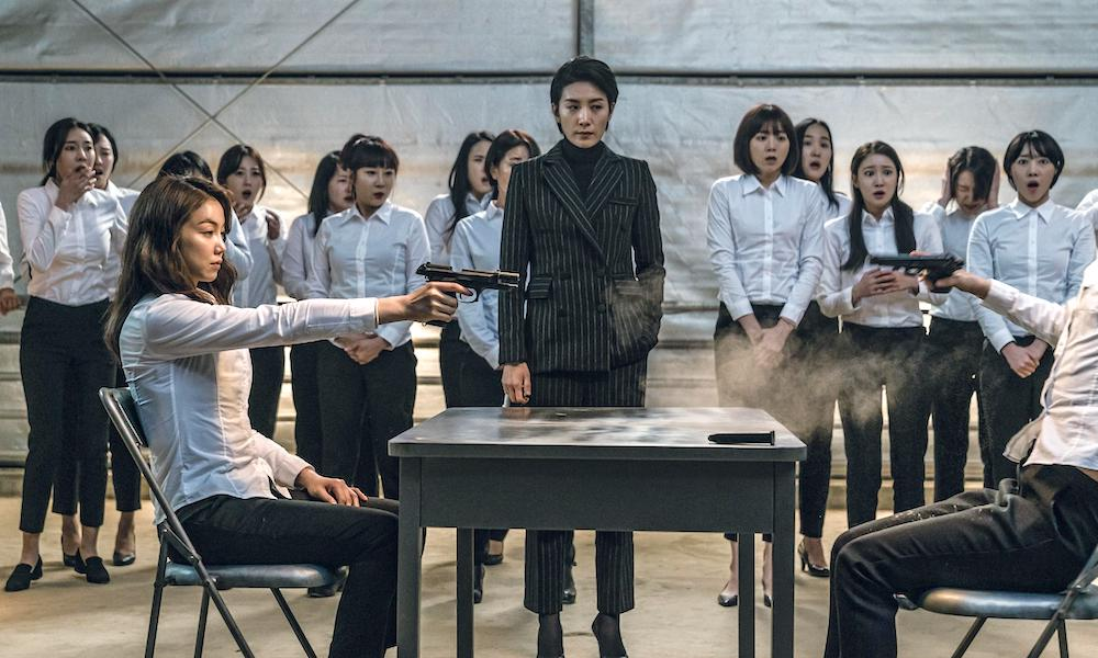 Cannes Film Festival 2017 Ak Nyeo The Villainess