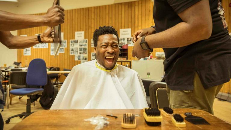 barbershop chronicles national theatre