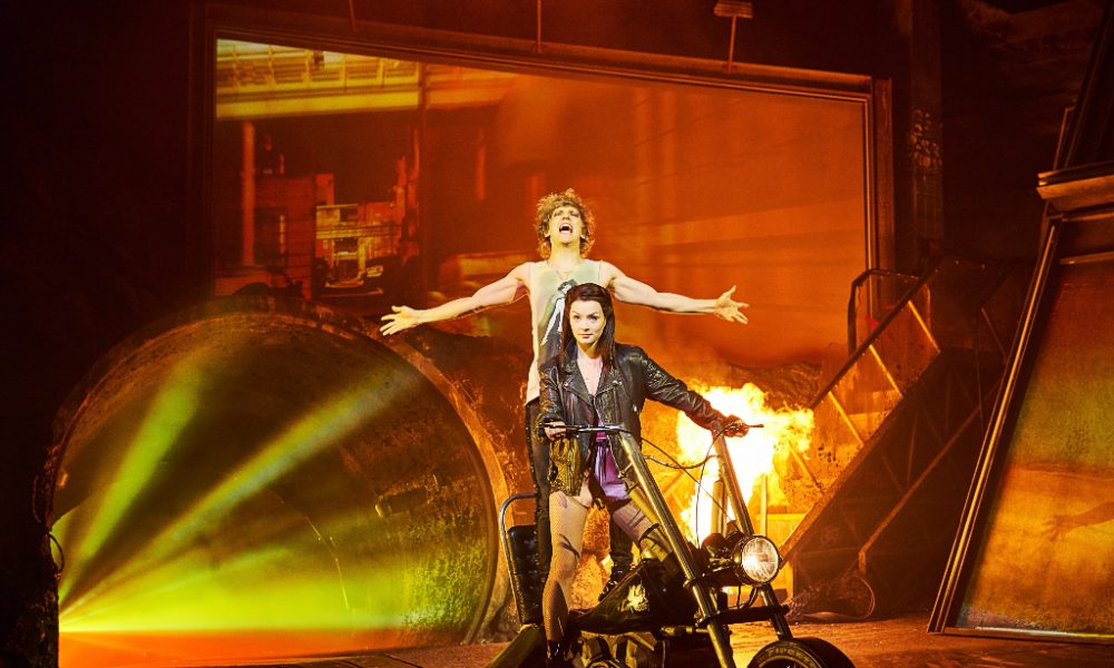 Bat Out of Hell: The Musical at the London Coliseum ...