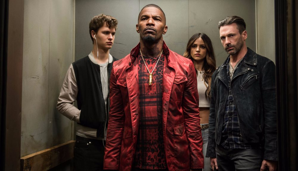 Baby Driver feels like a whole new kind of cinema