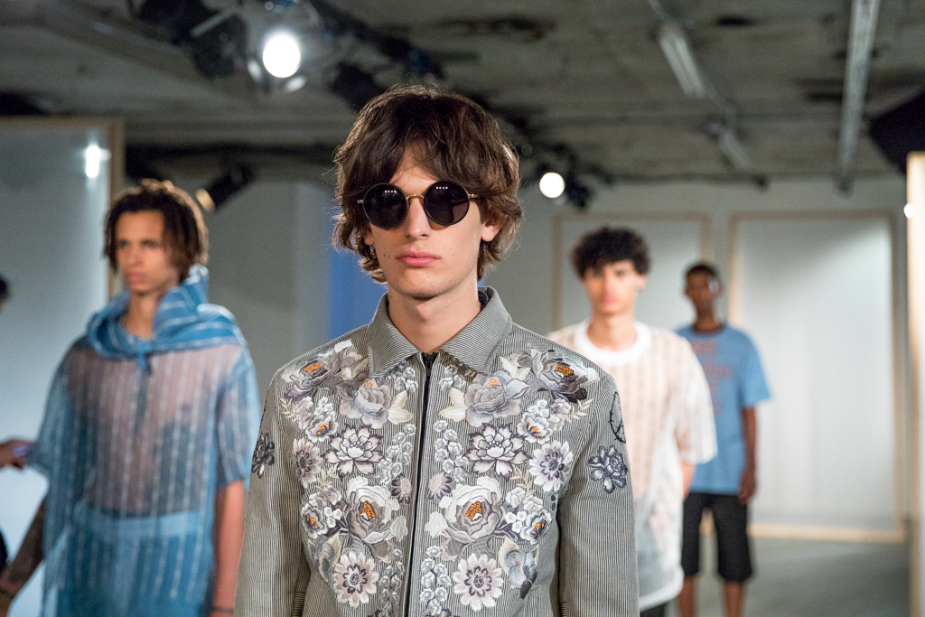 LFW SS18 - Bodybound - Filippo L'Astorina - The Upcoming -1