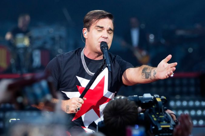Robbie Williams At The London Stadium Live Review The Upcoming