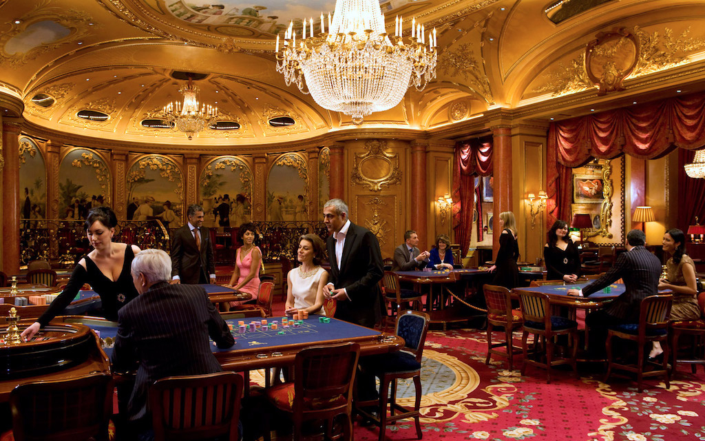 Five Clubs For High Rollers In London The Upcoming