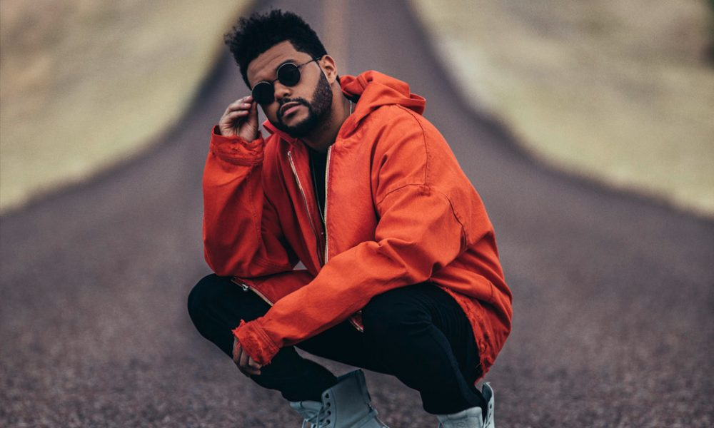 The weeknd unveils collection with puma the upcoming the weeknd unveils collection with puma gumiabroncs Choice Image