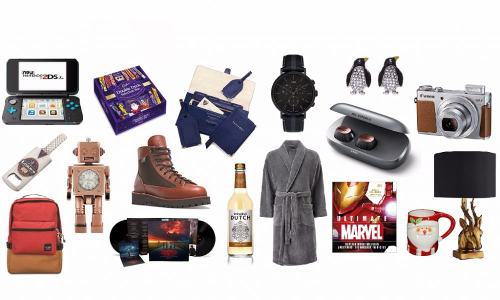 Christmas Gift Ideas For Him.Christmas Gift Guide 100 Ideas For Him The Upcoming