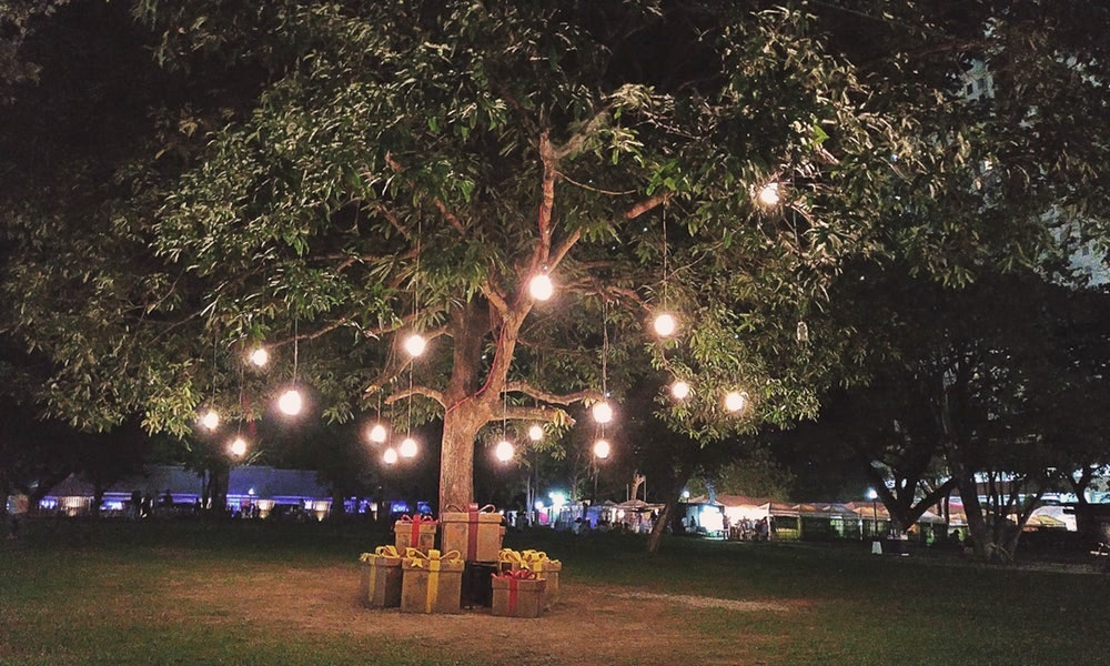 Five tips for outdoor event lighting the upcoming five tips for outdoor event lighting aloadofball Gallery