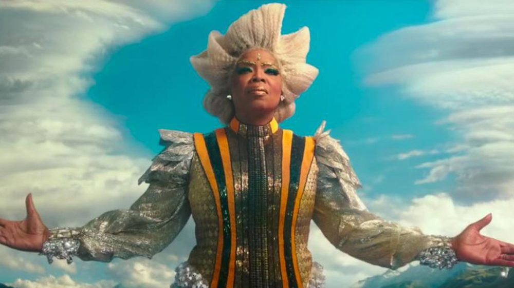 a wrinkle in time review 'a wrinkle in time' review: kids-lit classic is one magnificently weird, messy blockbuster ava duvernay's singular take on madeline l'engle's beloved book is inclusive, empathetic, visually sumptuous – and all over the place.