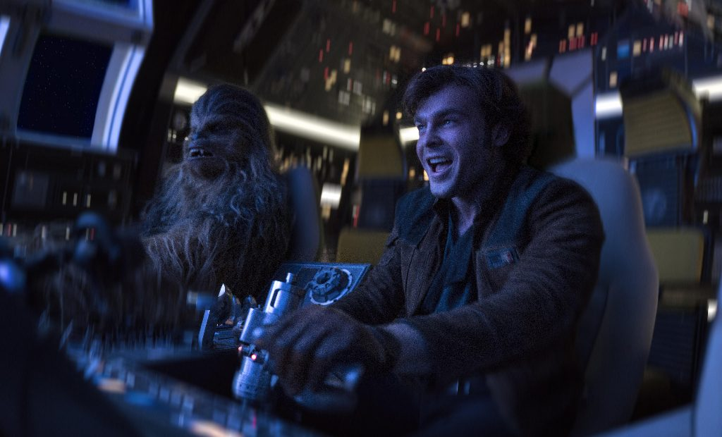 Star Wars: The Last Jedi director Rian Johnson reviews Solo
