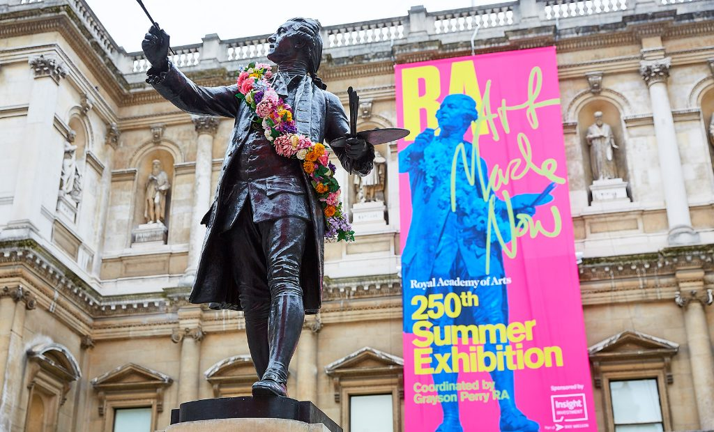 Summer Exhibition 2018 at the Royal Academy of Arts ...