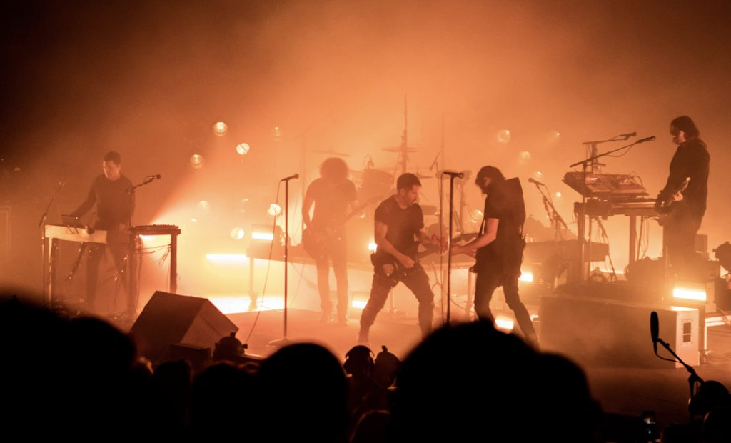 Meltdown Festival: Nine Inch Nails at the Royal Festival Hall | Live ...