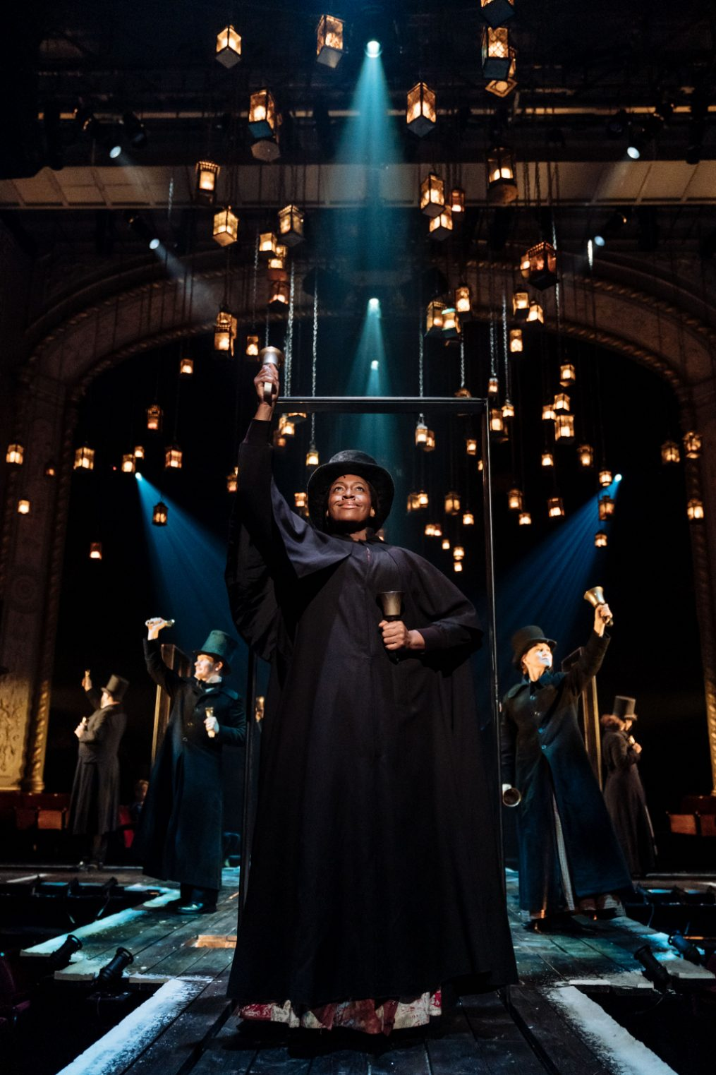 A Christmas Carol at the Old Vic | Theatre review – The Upcoming