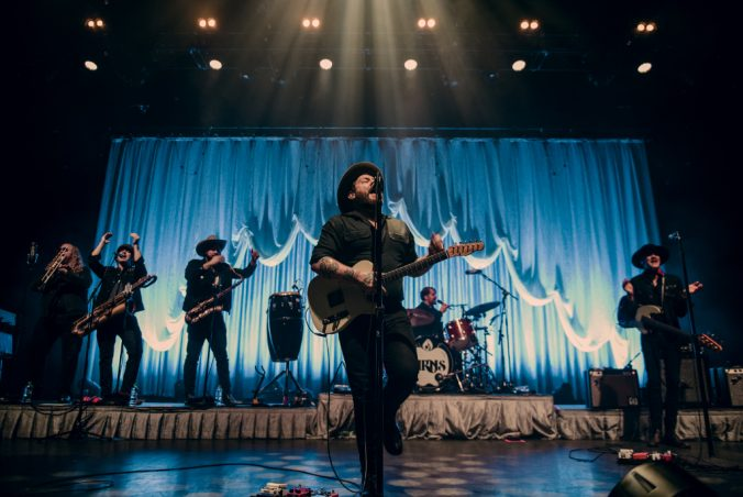 Nathaniel Rateliff at Hammersmith Apollo | Live review – The