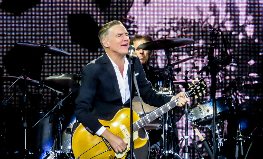 bryan adams at wembley arena live review the upcoming. Black Bedroom Furniture Sets. Home Design Ideas