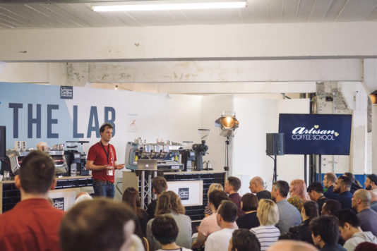 London Coffee Festival 2019 Catering To All From The