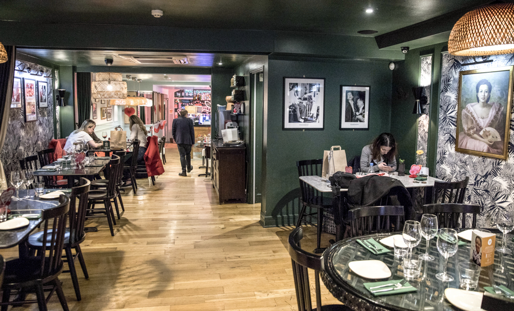 romulo cafe review