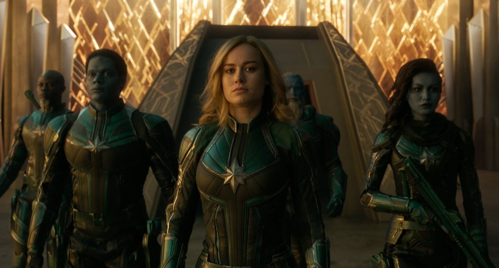 Captain Marvel: 20 Easter Eggs And References Explained
