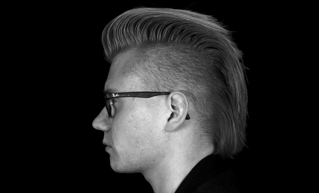 Chicest mohawk fade hairstyles for men – The Upcoming