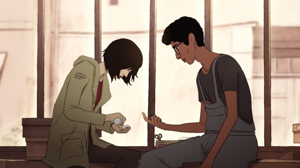 New Trailer For Netflix Feature Animation 'I Lost My Body'