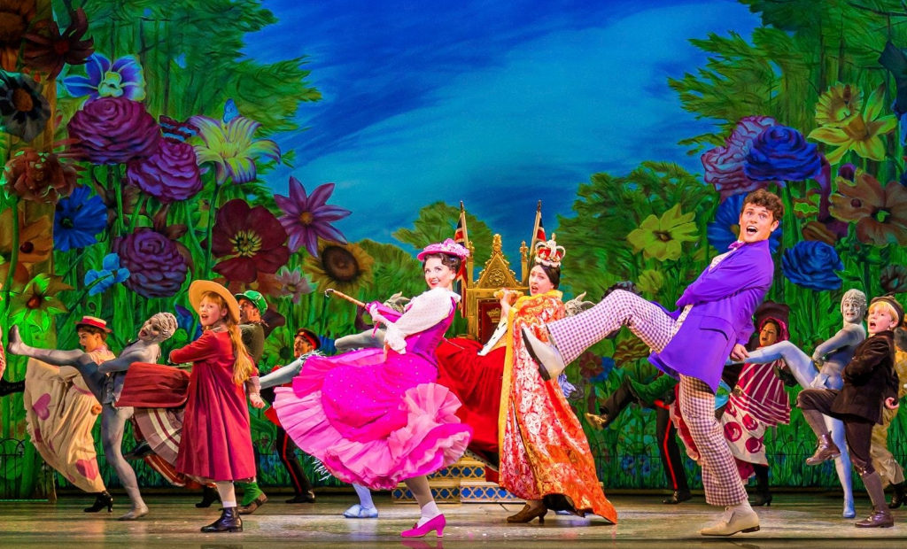 Mary Poppins at Prince Edward Theatre | Theatre review - The Upcoming