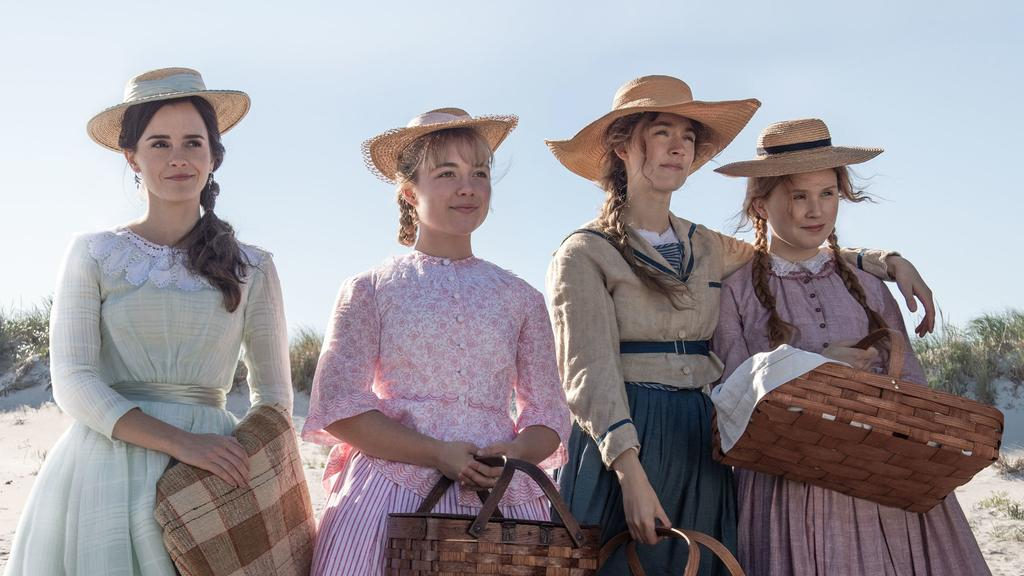 Saoirse Ronan hails Little Women 'sisterhood'